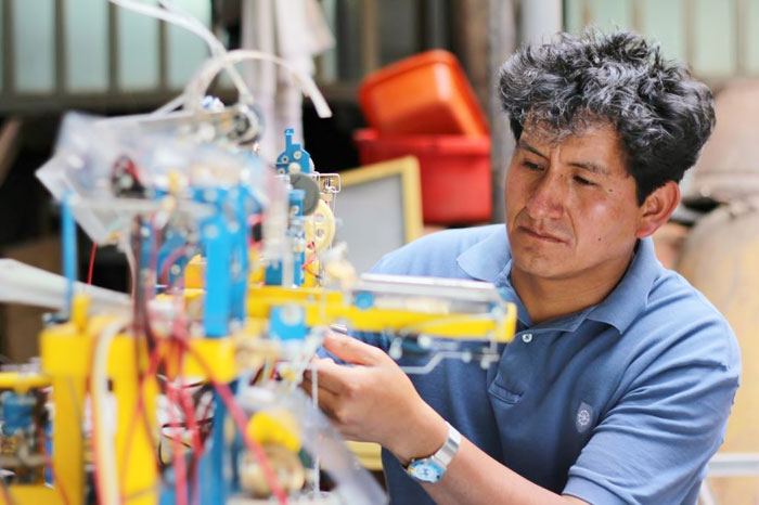 How to Support Entrepreneurial Inventors in Developing Economies