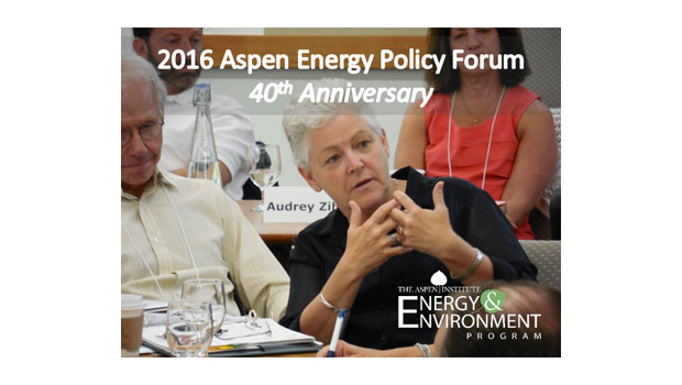 2016 Energy Policy Forum