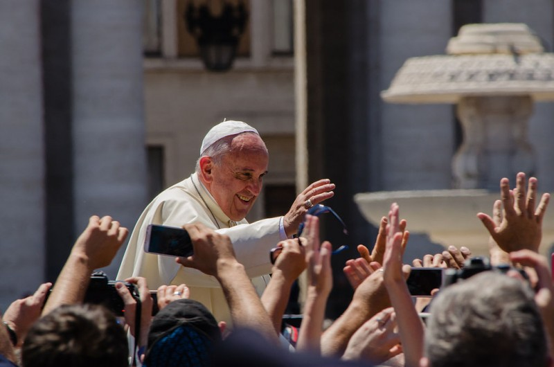 The Pope, His Rabbi, and Religious Pluralism