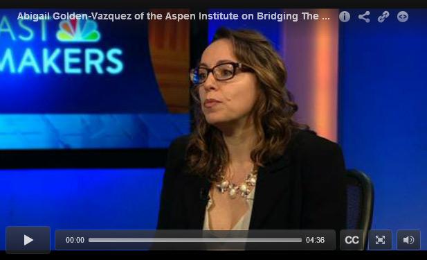 Bridging The Gap Between Latinos and Mainstream Society