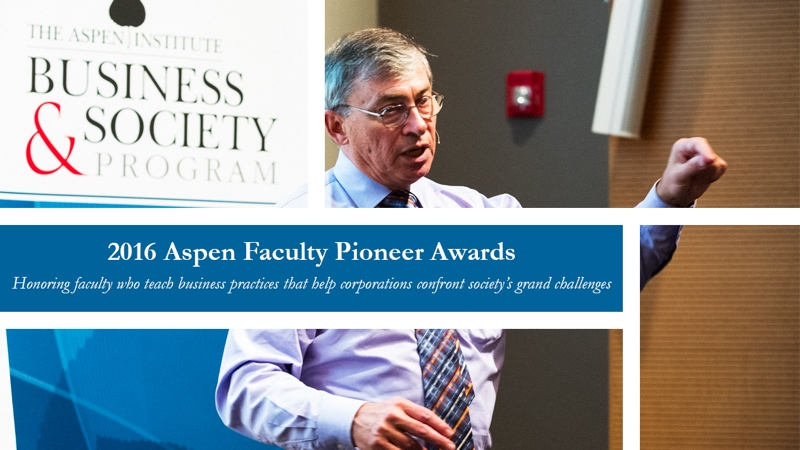 Faculty Pioneer Awards