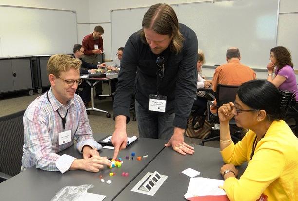 Undergraduate Consortium 2014-15: First Convening