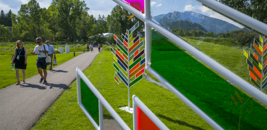 The Financial Security Program at Aspen Ideas Fest