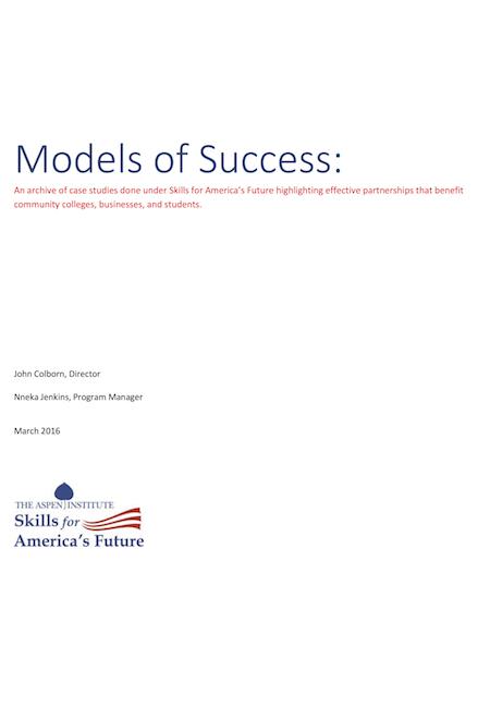 Models of Success