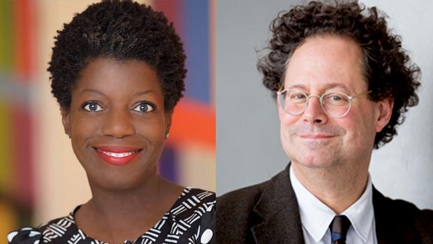 Thelma Golden and Adam D. Weinberg