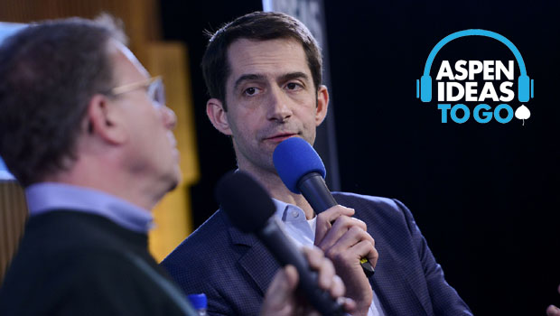 Sen. Tom Cotton on Trump, National Security