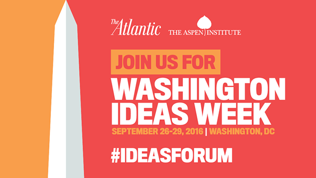 Washington Ideas Week 2016