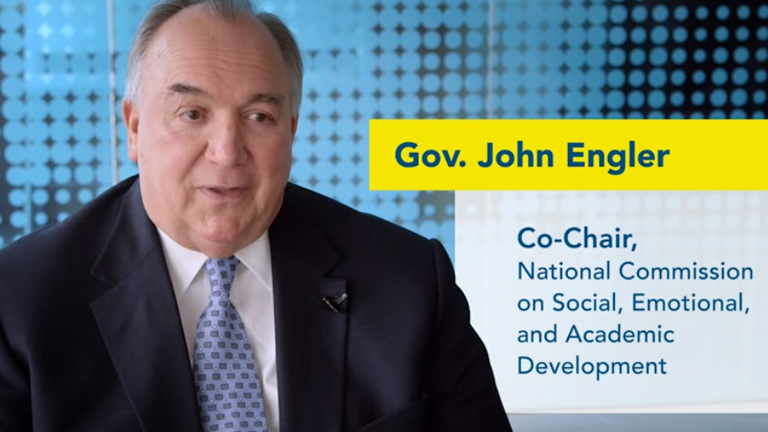 Co-Chair Governor John Engler