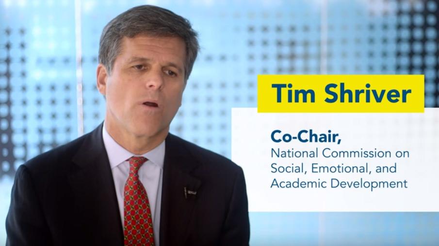 Co-Chair Tim Shriver