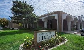 Sutter County Dialogue on Public Libraries