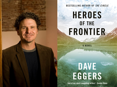 Book Talk with Dave Eggers