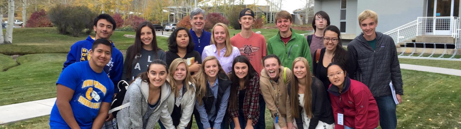 Hurst Student Seminars: Middle School Great Ideas