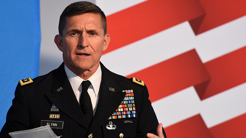 Gen. Michael Flynn on the Global Threat Picture