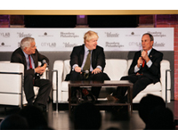 Aspen Ideas to Go Podcast: Michael Bloomberg, Boris Johnson, and Tech Innovation