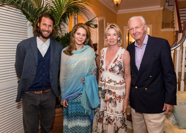 Florida Seaside Village Hosts Aspen Oceans Event