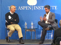 New York Times Columnist Anand Giridharadas on His New Book