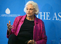 Sandra Day O'Connor on her new book