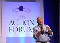 Walter Isaacson on Disruption and Innovation