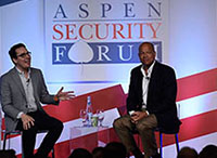 DHS Secretary Jeh Johnson and The New Yorker's Ryan Lizza Discuss the Modern Face of Homeland Security