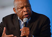 Rep. John Lewis on Nonviolence, Civil Rights, and the Obligation of Today's Youth