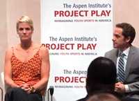 Sports & Society's Project Play on Reimagining Youth Sports