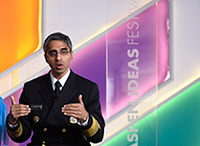 US Surgeon General Dr. Vivek Murthy on Gun Violence, Happiness, and More